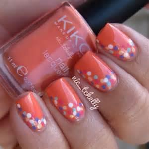 Ideas about confetti nails on glitter nail designs