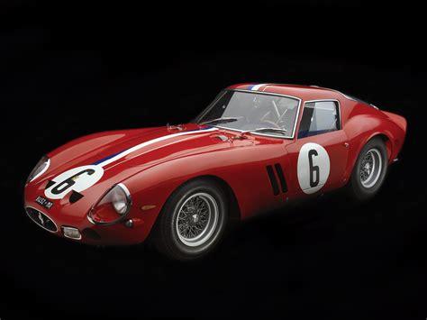 1962 Ferrari 250 Gto Series-i Supercar Supercars Classic