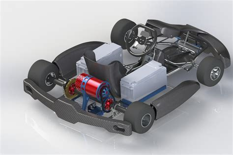 Electric Kart Motor electric go kart motor made in usa electric go kart kit