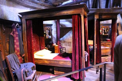 harry potter et la chambre décoration chambre harry potter