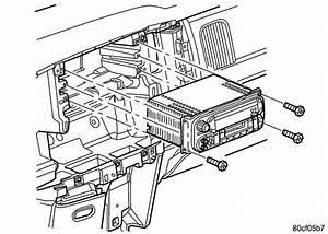 Service Manual  How To Remove Instrument 2003 Dodge Ram