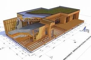 maison tricube fait la couverture du hors serie eco maison With creer une maison en 3d 3 blender pour les architectes matthieu dupont de dinechin