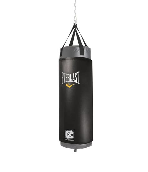 everlast  lb  foam heavy bag  heavy duty nylon