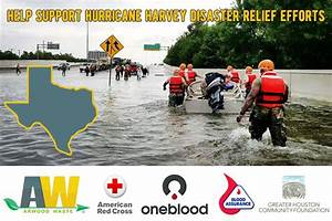 Arwood Waste Joins the American Red Cross, Greater Houston ...