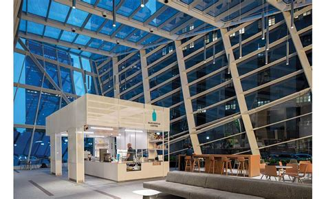 Happiness rating is 64 out of 10064. Blue Bottle Coffee by Bohlin Cywinski Jackson   2019-06-03   Architectural Record