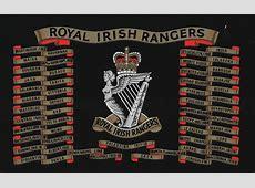 Royal Irish Regiment Ice Bucket – Regimental Replicas