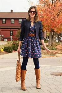 20 Style Tips On How To Wear Dresses In The Winter While ...