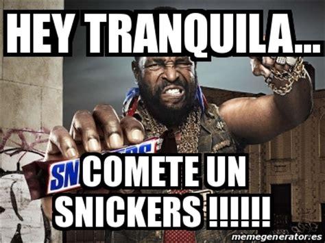 Comete Un Snickers Pito Mungfali