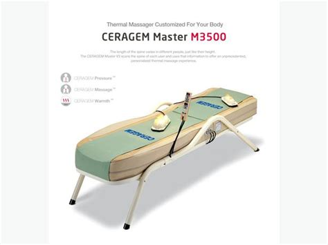 ceragem massage bed north nanaimo nanaimo