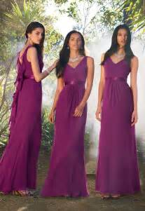 plum bridesmaid dress v neck purple bridesmaid dresses plum purple stain sash purple bridesmaid dresses