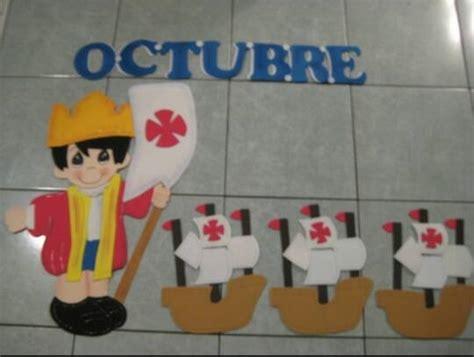 periodicos murales de octubre en preescolar imagui