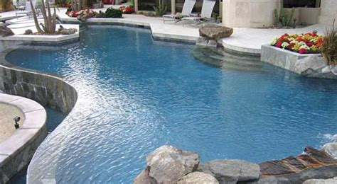 How Much Does A Pebble Tec Swimming Pool Renovation Cost