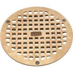 drains traps floor drains zurn 6 quot dia round floor