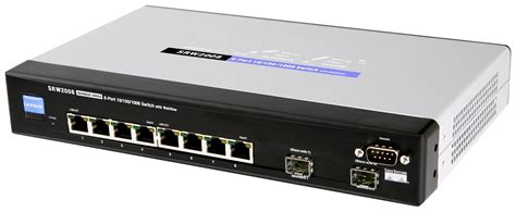 switch 8 ports gigabit srw2008 8 port 10 100 1000 managed gigabit switch cisco muizenshop nl