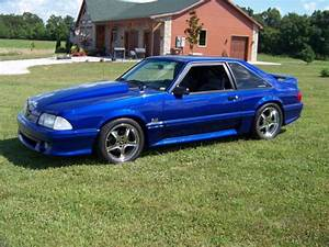 91 Mustang Foxbody Built for sale - Ford Mustang GT 1991 for sale in Clever, Missouri, United States