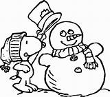 Coloring Pages Christmas Snoopy Snow Winter Peanuts Printable Grinch Snowman Well Sheets Printables Wecoloringpage Drawings Charlie Brown Stole Pj Max sketch template