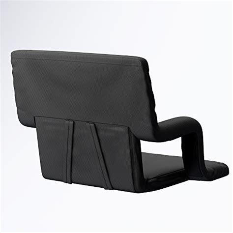 deluxe stadium chairs for bleachers deluxe wide stadium seats chairs for bleachers or benches