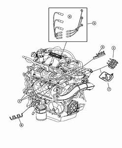 2006 Chrysler Pacifica Cable  Ignition     3     3