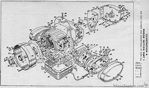 Velocette 1957 Valiant Engine Diagram