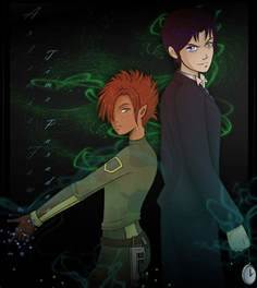 Artemis Fowl Fan Art for Pinterest
