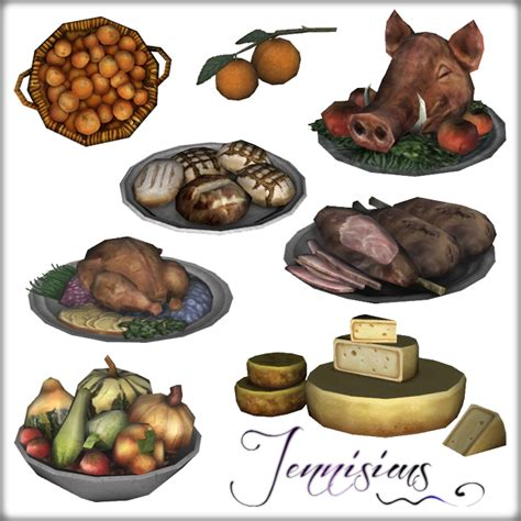 cuisine sims 3 my sims 3 sims food conversions by jennisims
