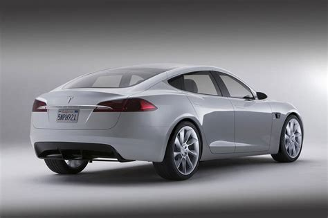 2009 Tesla Model S Concept Pictures, News, Research
