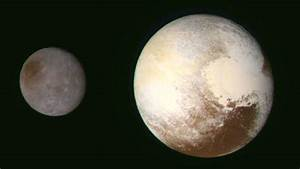 New Image from New Horizons Shows Pluto, Charon in Near ...