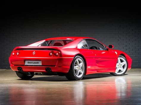 used ferrari f355 berlinetta car for sale in swindon