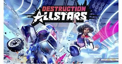 Destruction Allstars Playstation Games Ps5 Official