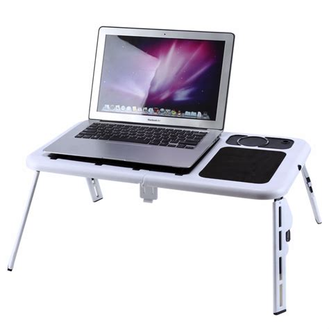 computer desk with laptop stand computer standing table portable laptop desk adjustable