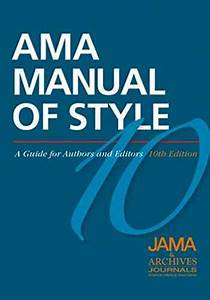 Sell  Buy Or Rent Ama Manual Of Style  A Guide For Authors