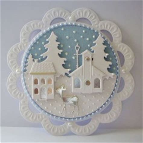 die cut christmas cards special day celebrations