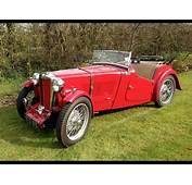 MG TA MIDGET For Sale  Classic Cars UK