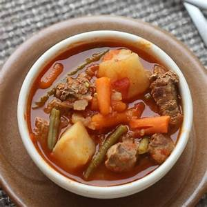 Quick & Easy Crock pot Beef Stew Recipe Eating on a Dime