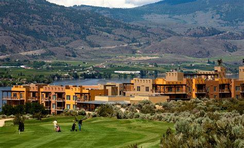 spirit ridge vineyard resort spa  osoyoos  great