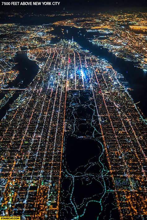 feet   york city creative night foto
