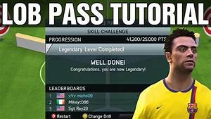 Fifa 14 Lob Pass Skill Game Tutorial