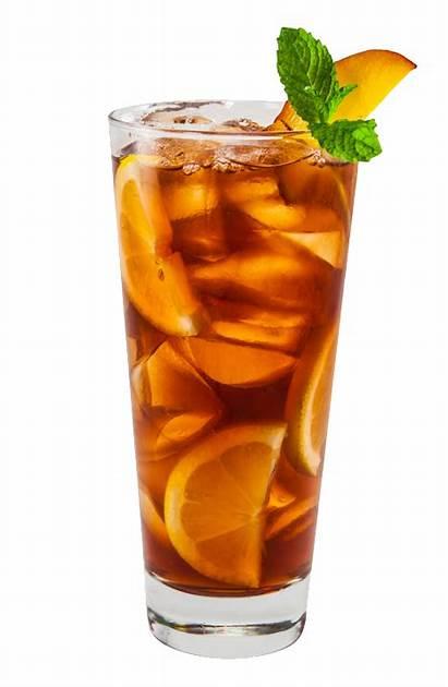 Tea Iced Transparent Background Drink Freepngimg Hq