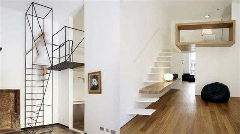 2 mod 232 les ultra modernes d escalier gain de place pour plafond haut escalier lieux