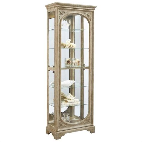 Pulaski Curio Cabinet Replacement Glass by Features