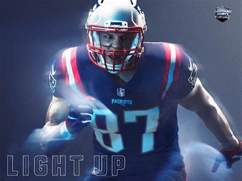nike unveils   nfl color rush uniforms