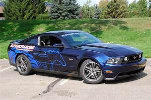 Supercharger for 5.0-liter Mustang V8 boosts to 624 hp | Carguideblog