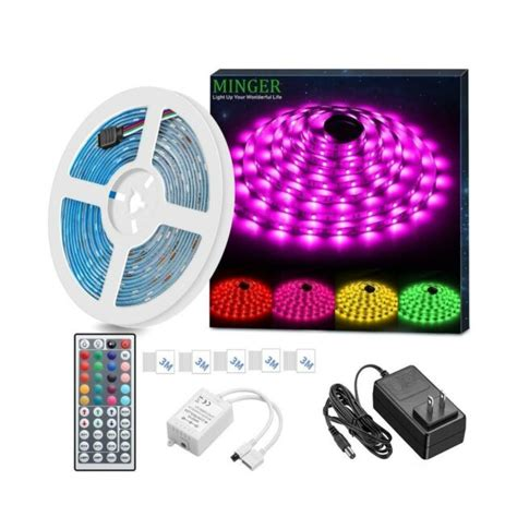 Minger Rgb Smd Waterproof Multi