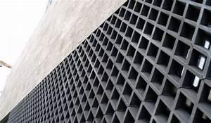 Claustra Beton Blanc : panneaux de fa ade en b ton urbastyle ~ Melissatoandfro.com Idées de Décoration
