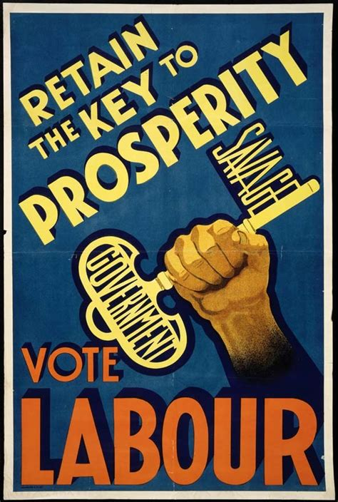 greet  dawn labour party election posters