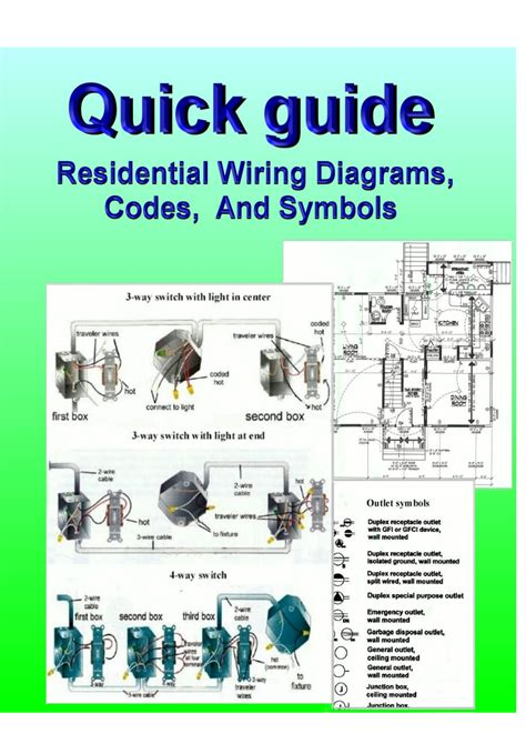 home electrical wiring diagramspdf  legal