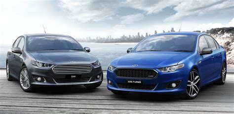 Ford Falcon Won't Be Replaced; New Mondeo To Straddle