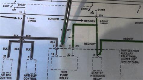 volkswagen jetta ignition switch wiring diagrams part