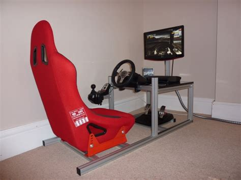 steering wheel stand page  video games pistonheads