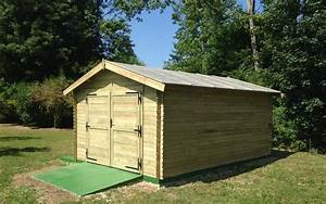 garage en bois traite autoclave classe 3 marin ecoboiscom With garage en bois autoclave